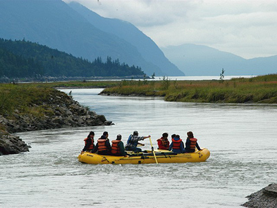 Chilkoot Trail Hiking & Rafting Adventure